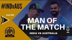 India vs Australia – 2nd ODI | Man of The Match | All India Radio