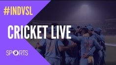 India vs Sri Lanka 1st T20 | Cricket Live | DD Sports