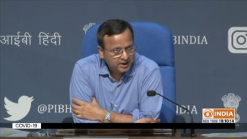 Indias COVID-19 recovery rate stands at 31.15 percent