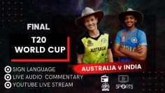 LIVE- INDIA v AUSTRALIA | #T20WorldCup FINAL | Radio Commentary