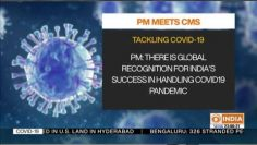 PM Modi meets CMs via Video Conference on COVID-19 pandemic